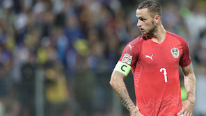 Arnautovic verlässt ÖFB-Kader