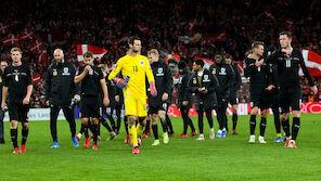 Einzelkritik zu Dänemark gegen Österreich