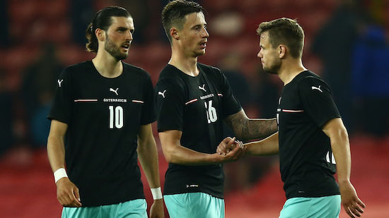 Einzelkritik zu England gegen Österreich