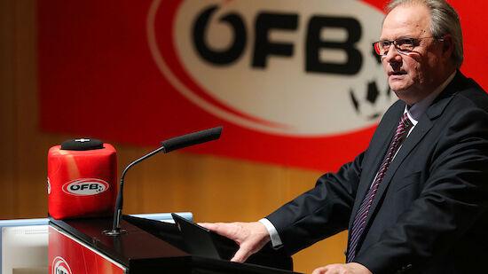ÖFB-Präse: Müssen Alternativen zu Foda suchen