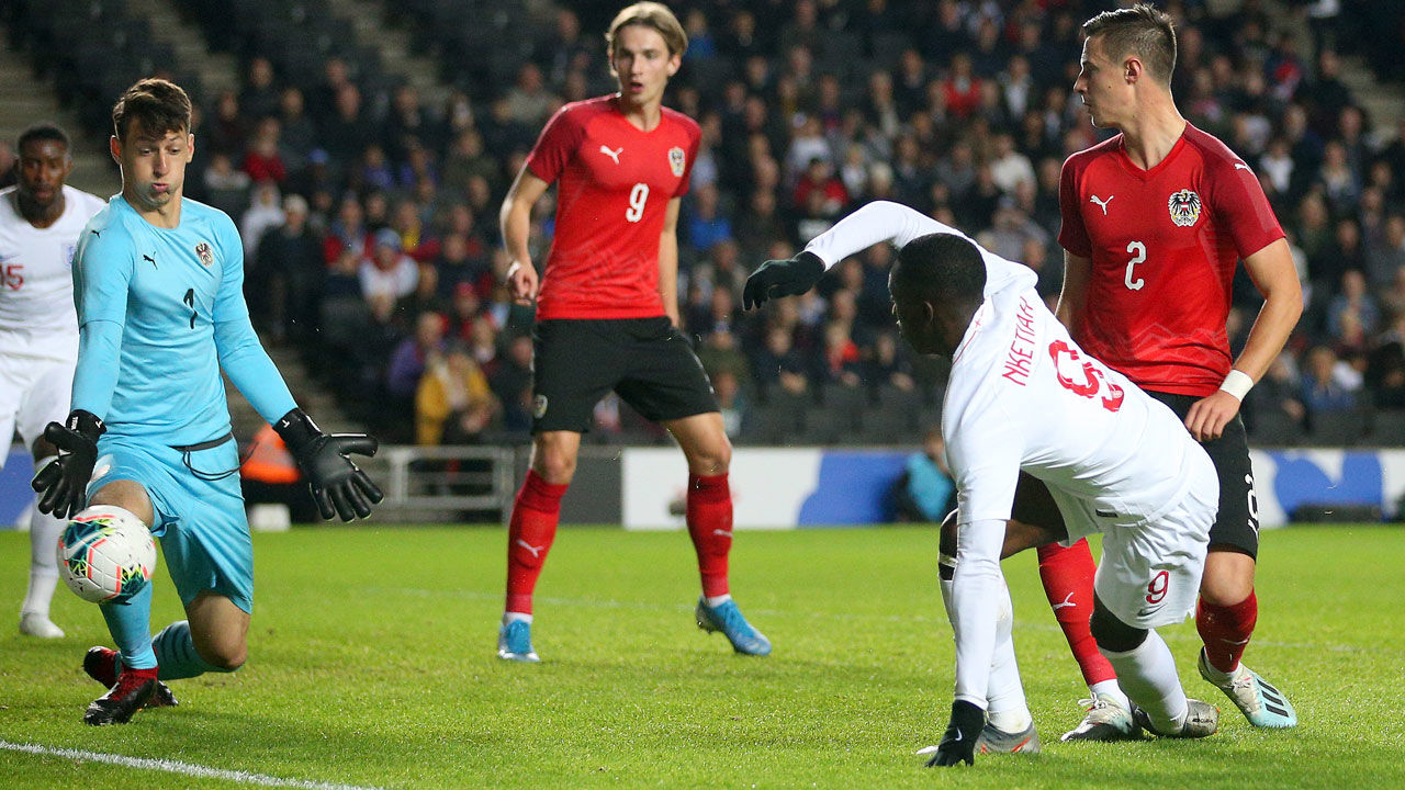 U21 Em Qualifikation England Schiesst Ofb U21 Ab Laola1 At