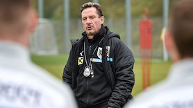 U21-Teamchef Gregoritsch am Stammtisch bei Ogris