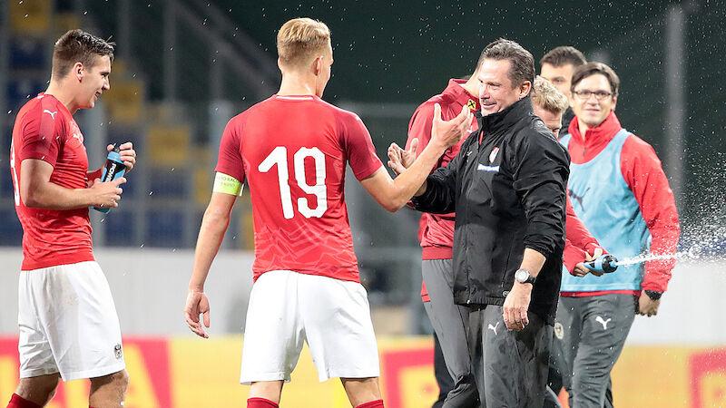 U21-Sieg wie Gregoritsch-Geburt