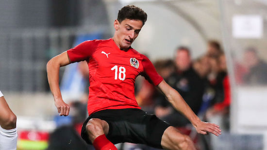 U21-Team: Austrianer ersetzt Rapidler