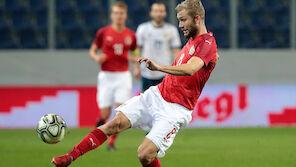 Laimer verstärkt die ÖFB-U21