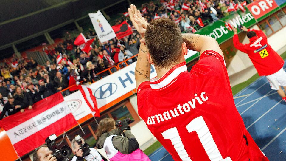 Arnautovic' Jubiläum: Edeltechniker und Fan-Liebling