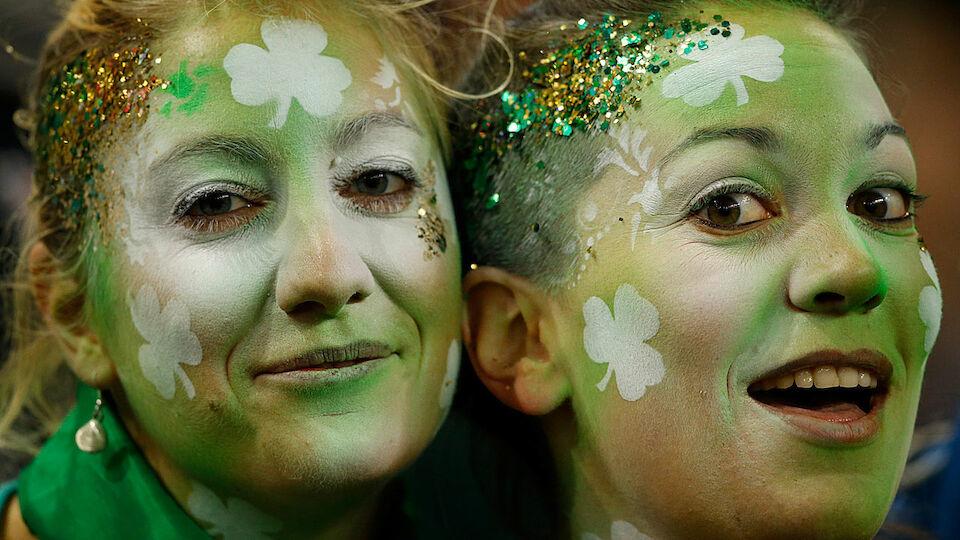 So leben die Iren Fußball!