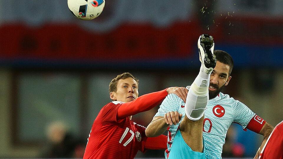 Die besten Bilder vom ÖFB-Länderspiel gegen die Türkei