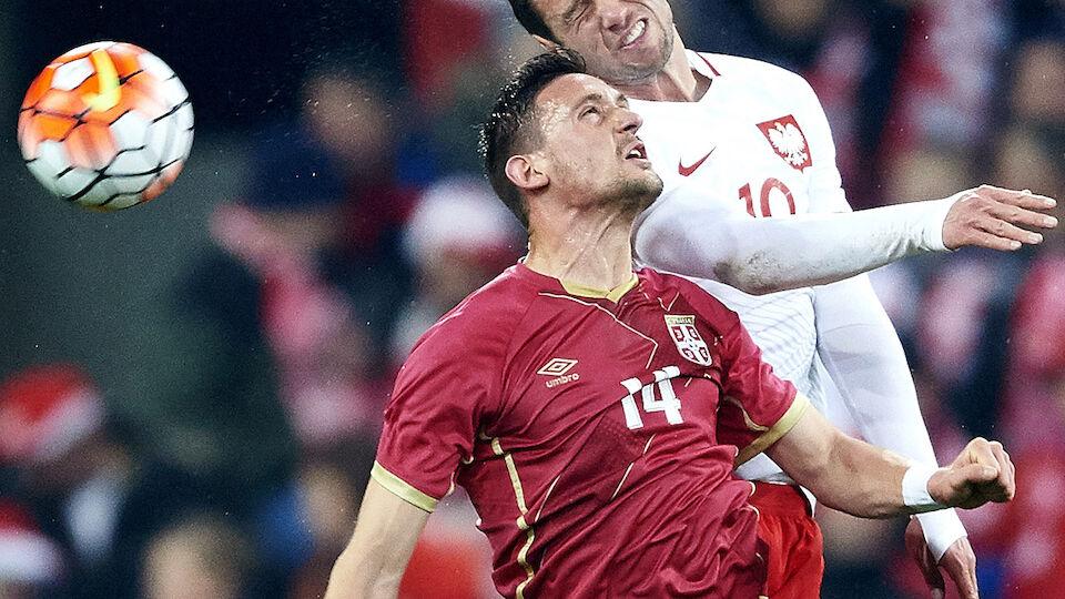 Serbien: Das ist der Kader des ÖFB-Gegners