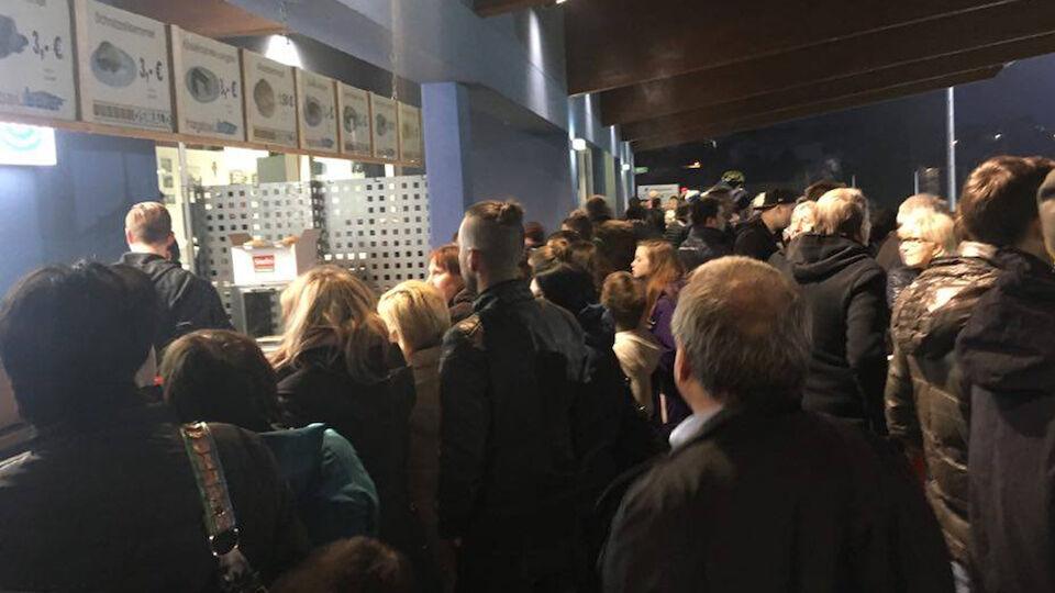 ÖFB in Stegersbach: Fan-Ansturm beim Training