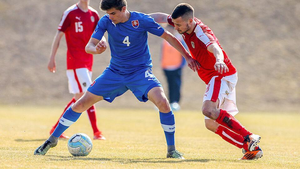 Das ist der Kader der ÖFB-U19 für die Eliterunde
