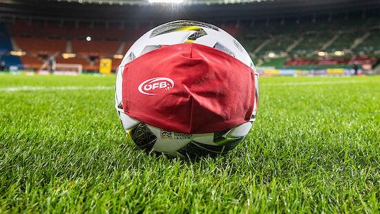 ÖFB-Länderspiel gegen Slowakei vorverlegt