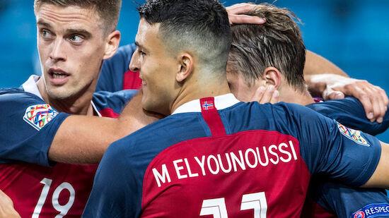 Knapper Sieg für Norwegen gegen Slowenien