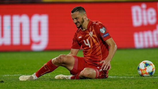 Nordmazedonien verpasst Aufstieg in Nations League