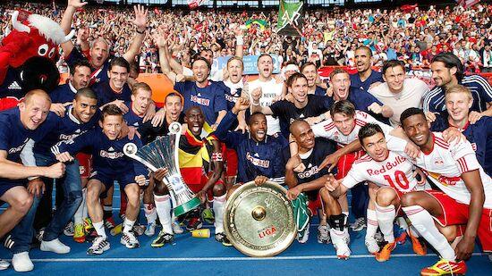 Salzburgs unglaublicher Erfolgsrun im ÖFB-Cup