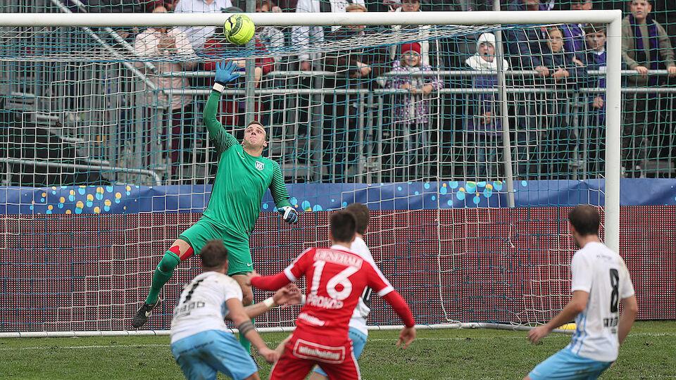 Die besten Bilder vom ÖFB-Cup-Achtelfinale