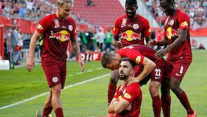 Red Bull Salzburg gewinnt den ÖFB-Cup