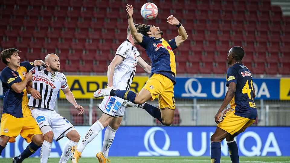 ÖFB-Cup: Die besten Bilder vom Finale in Klagenfurt