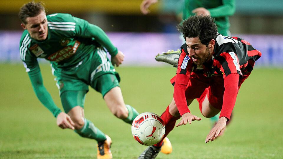 Diashow: ÖFB-Cup-Viertelfinale am Mittwoch