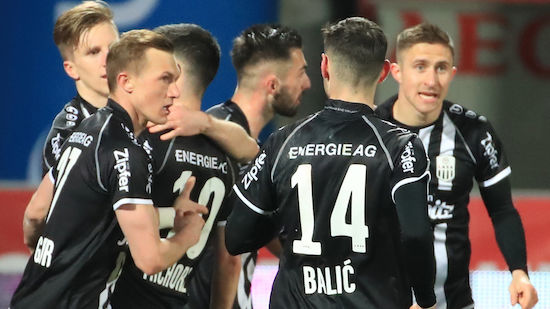 LASK beendet Halbfinal-Fluch im ÖFB-Cup
