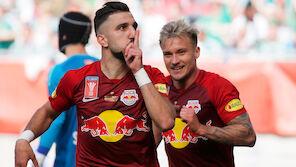 Dabbur provoziert Rapid-Fans mit Torjubel