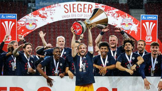 ÖFB-Cup: Die Erstrunden-Gegner der Bundesligisten