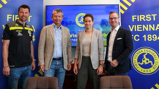 Vienna stellt die Weichen Richtung Bundesliga