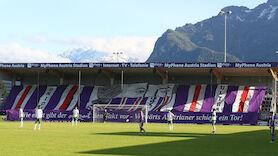 Stadion-Probleme für Austria Salzburg