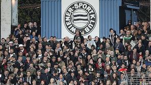 Sport-Club: Aufstiegs-Ambitionen müssen warten