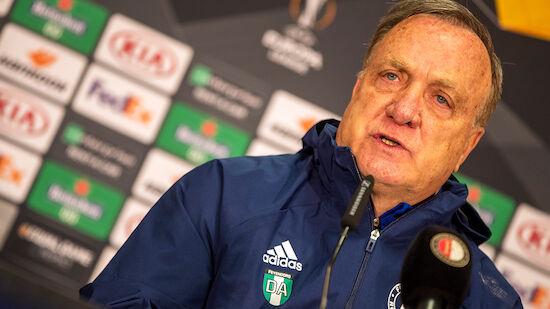 Dick Advocaat wird wieder Nationaltrainer