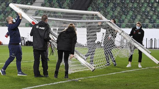WM-Quali: Kuriose Verspätung bei Schweiz - Litauen