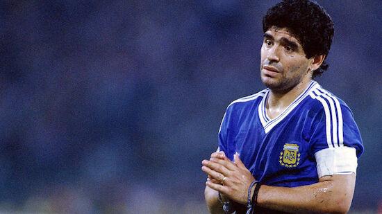 Beckenbauer wegen Maradona