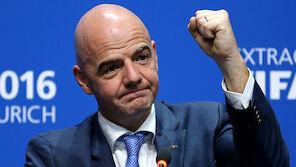 Freispruch für FIFA-Funktionär