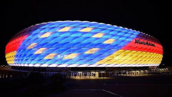 Das sind die zehn Stadien der EURO 2024