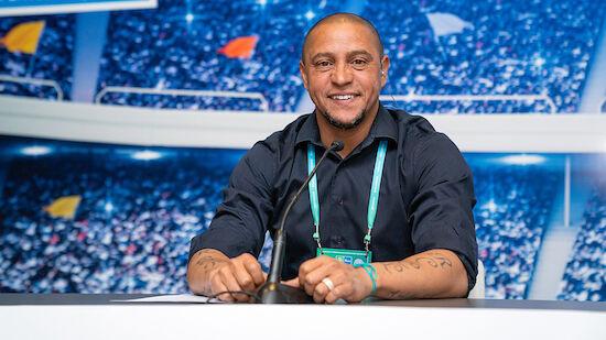 F4F: Roberto Carlos wird erneut Botschafter