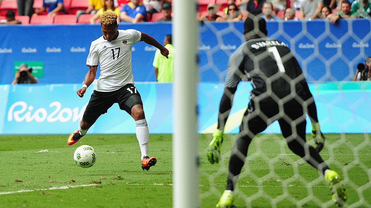 Fußball Bei Olympia Das Ist Der Kader Von Deutschland Fußball