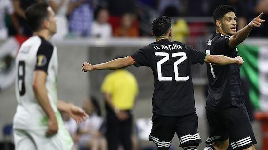CONCACAF Gold Cup: Drama pur im Viertelfinale