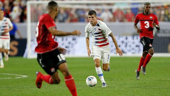 Gold Cup: USA und Panama im Viertelfinale