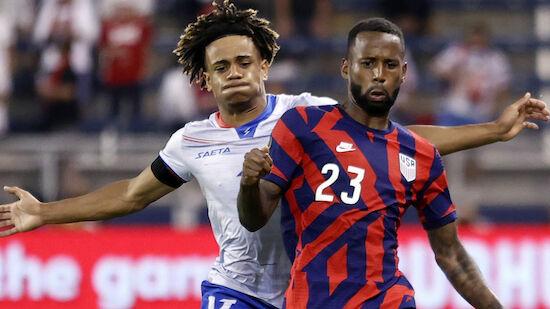 USA und Kanada starten mit Siegen in Gold Cup
