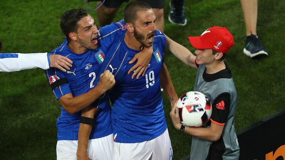 Italien gegen Deutschland - Die emotionalsten Duelle