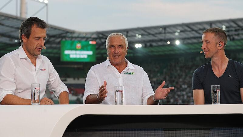 Champions League: Janko traut Salzburg viel zu