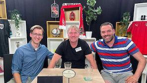 EM-Stammtisch mit Andy Ogris und Ilco Naumoski