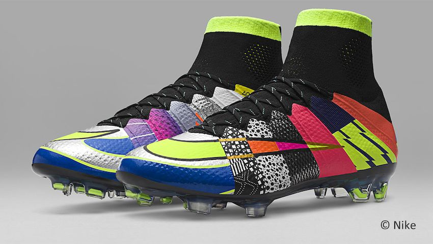 factory outlet reliable quality super cute Nike verbindet 18 Modelle zu einem Fußballschuh - LAOLA1.at