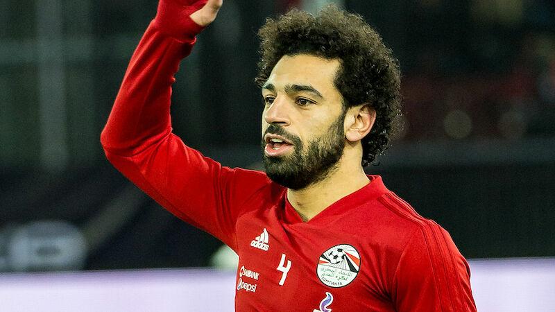 Salah-Tor bei Ägypten-Aufstieg