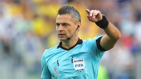 Slowene Skomina leitet Champions-League-Finale