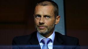 Super-League: UEFA-Boss fordert Umdenken