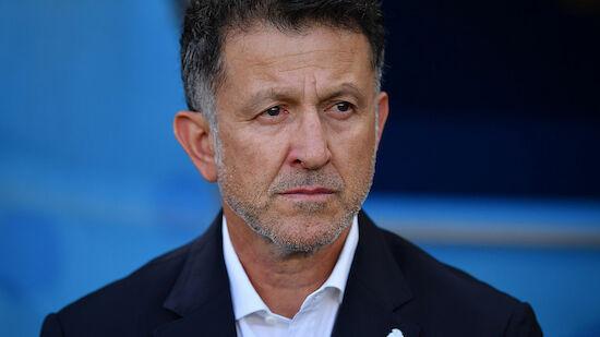 Osorio hört als Teamchef von Paraguay auf