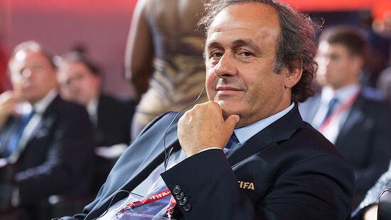 Michael Platini kehrt nach Sperre zurück