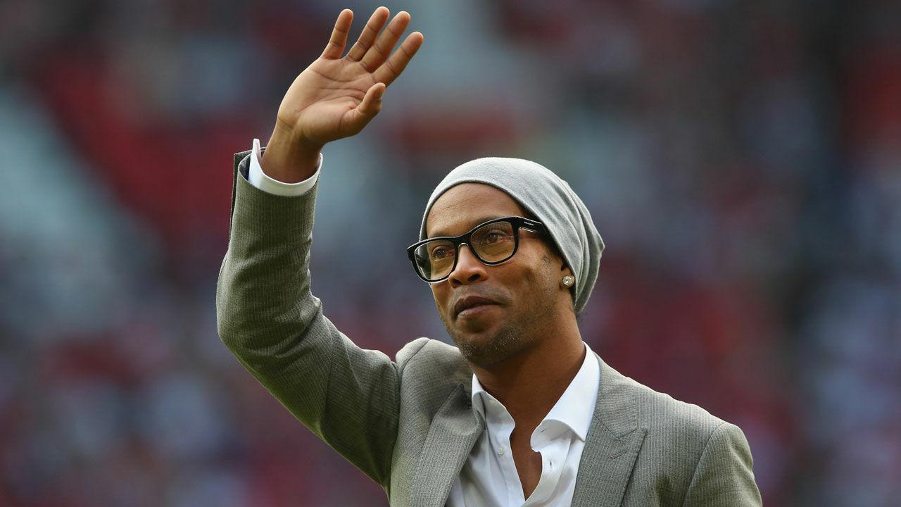 Ronaldinho wird Schauspieler