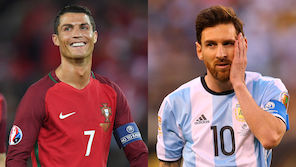 Ronaldo äußert sich zu Messi